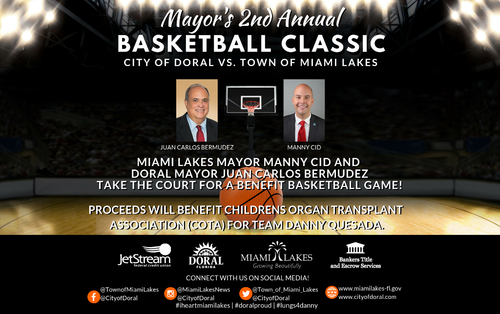 Town of Miami Lakes - Growing Beautifully - Special Events