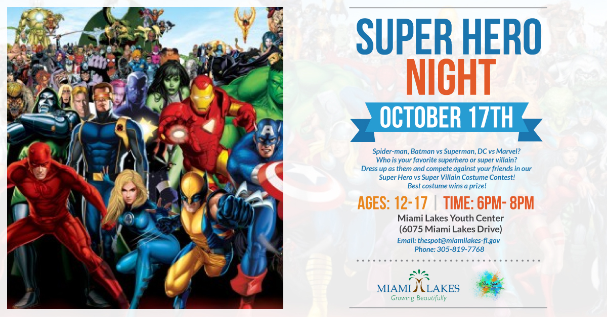289193 Superhero Night 1 091818
