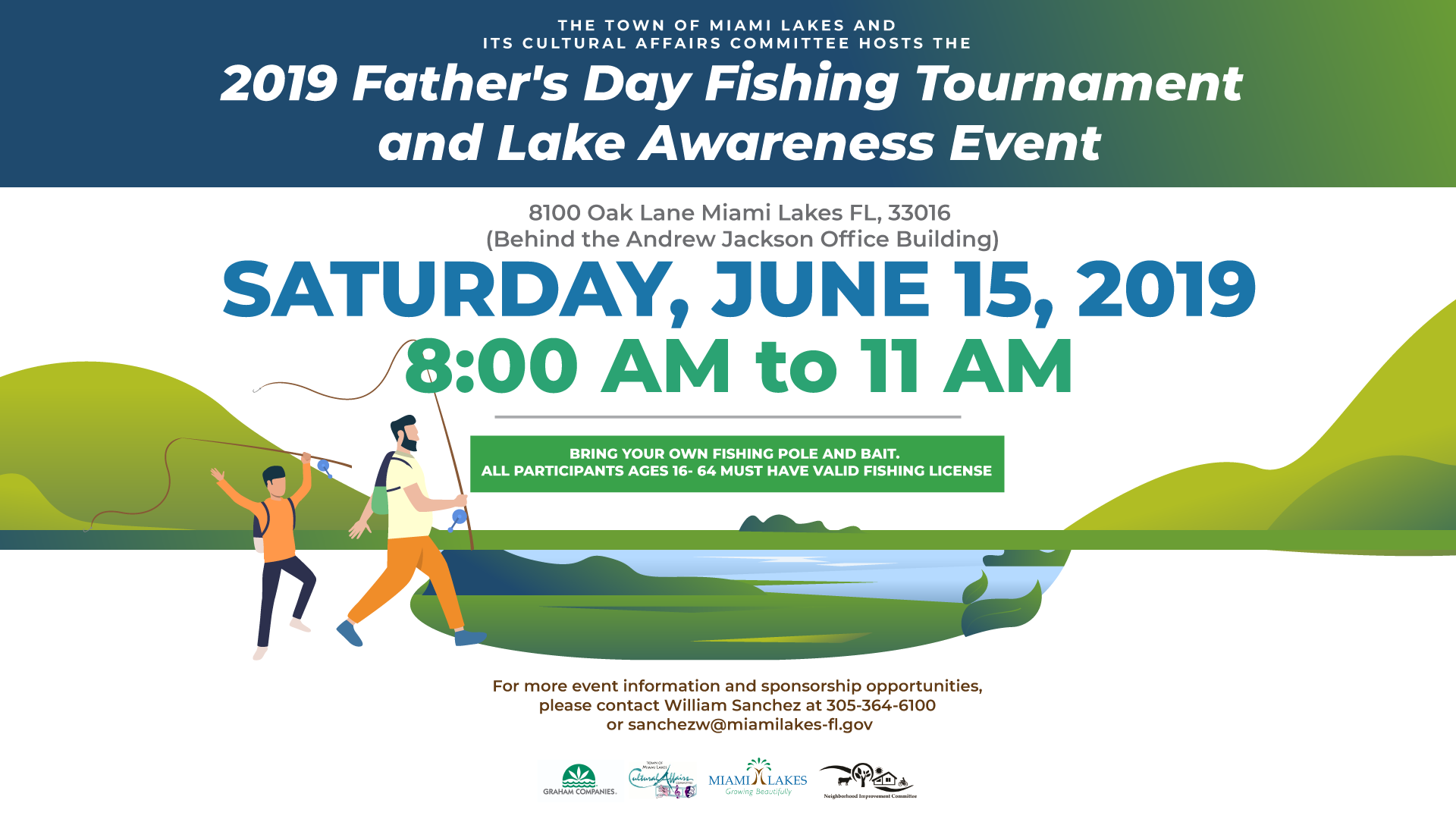 430860 Fathers day fishing tournament 1920x1080 060419