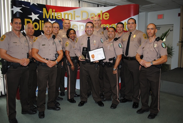 Baez Officer of The Month