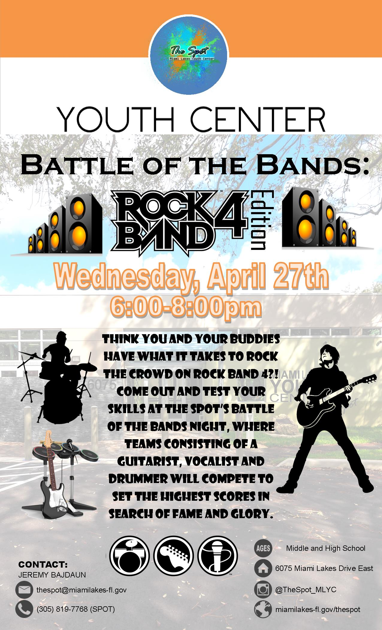 Battle of the bands 2