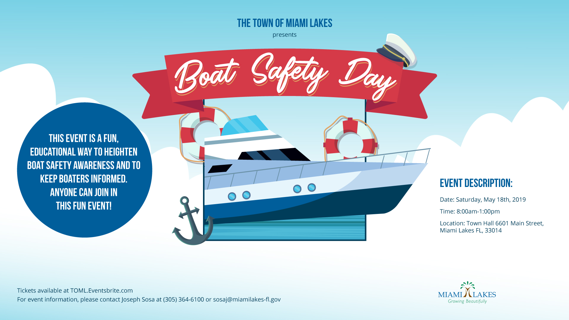 Boat Safety Day