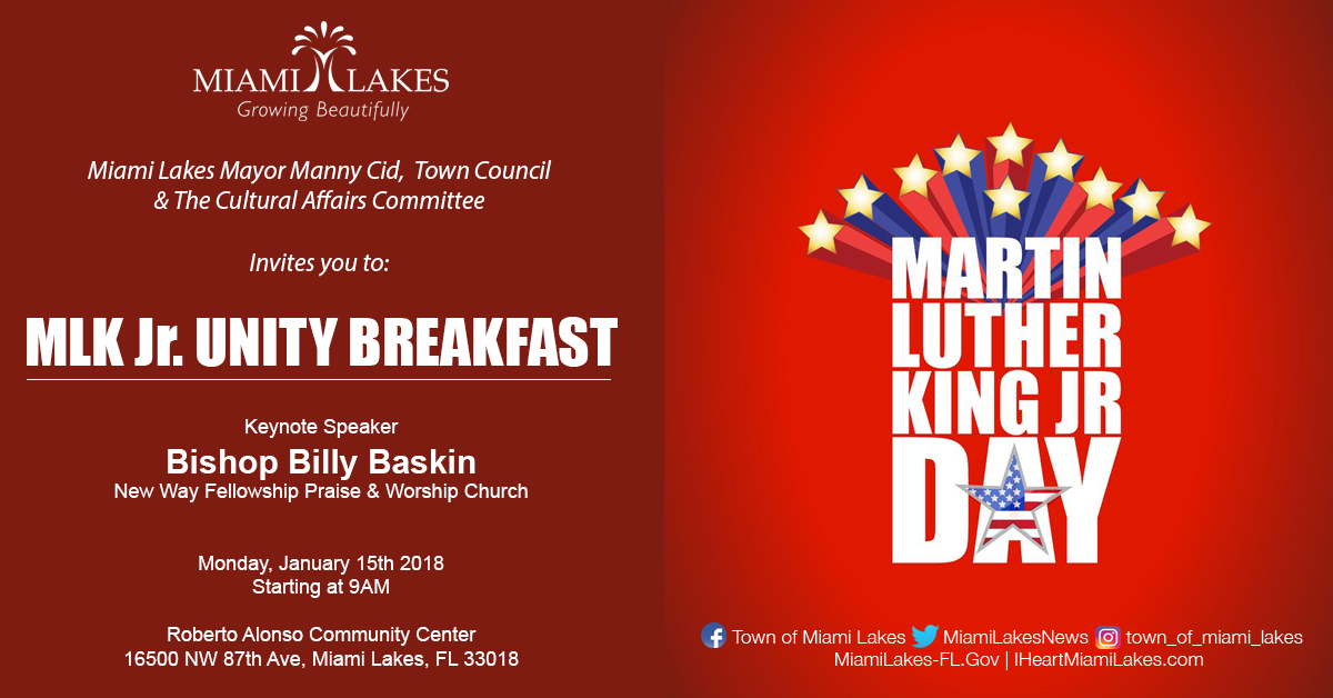 CAC MLK Jan Breakfast