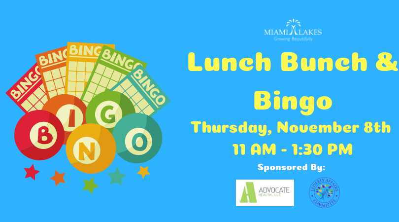 Lunch Bunch Cover Flyer