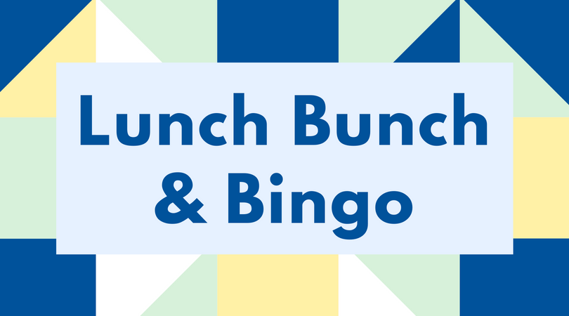 Lunch Bunch Bingo