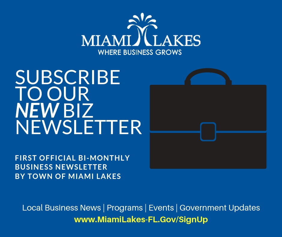 Miami Lakes Zip Code Map.Town Of Miami Lakes Growing Beautifully Home
