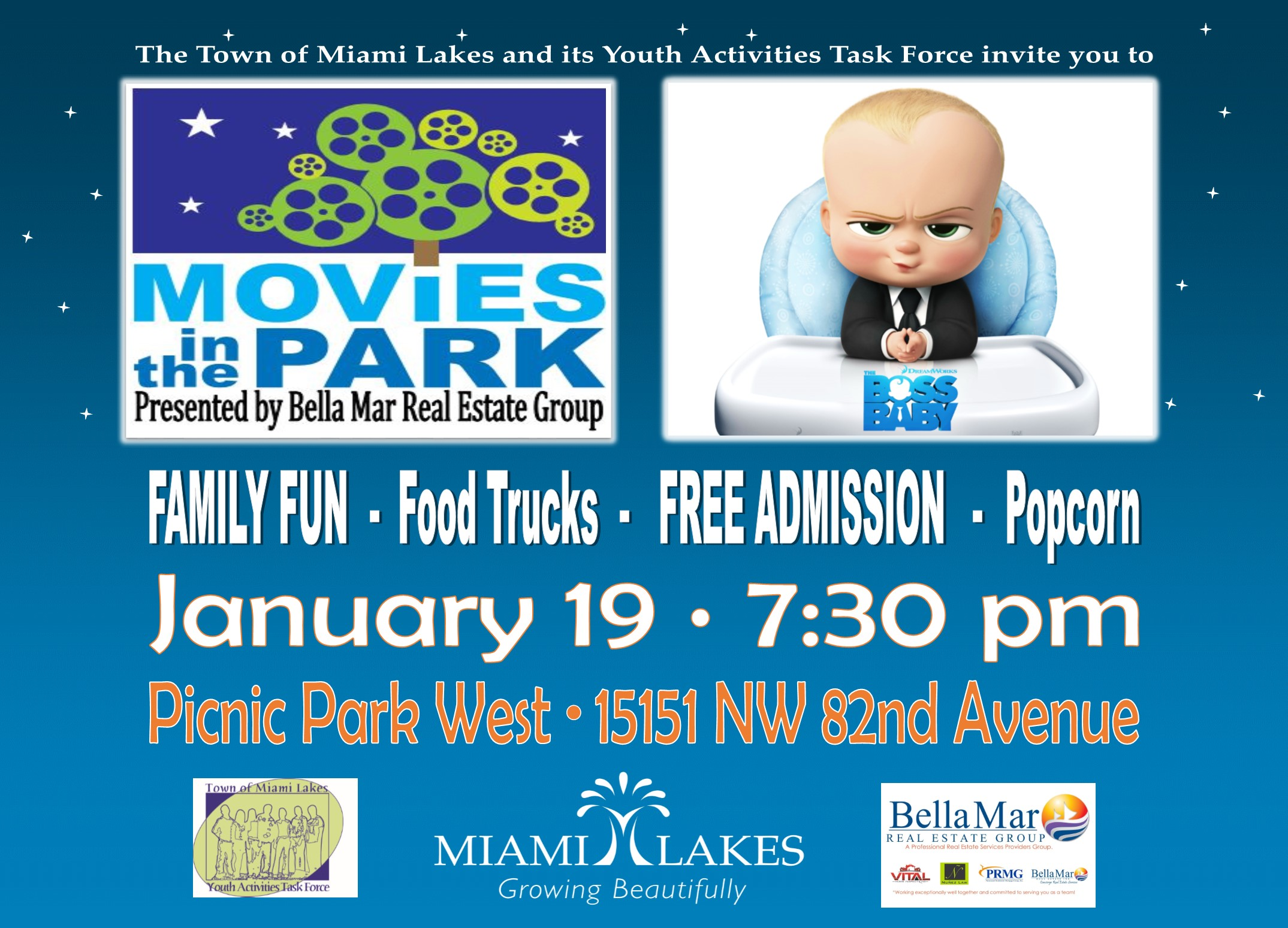 Movies at the Park Boss Baby 01.19.2018 fixed