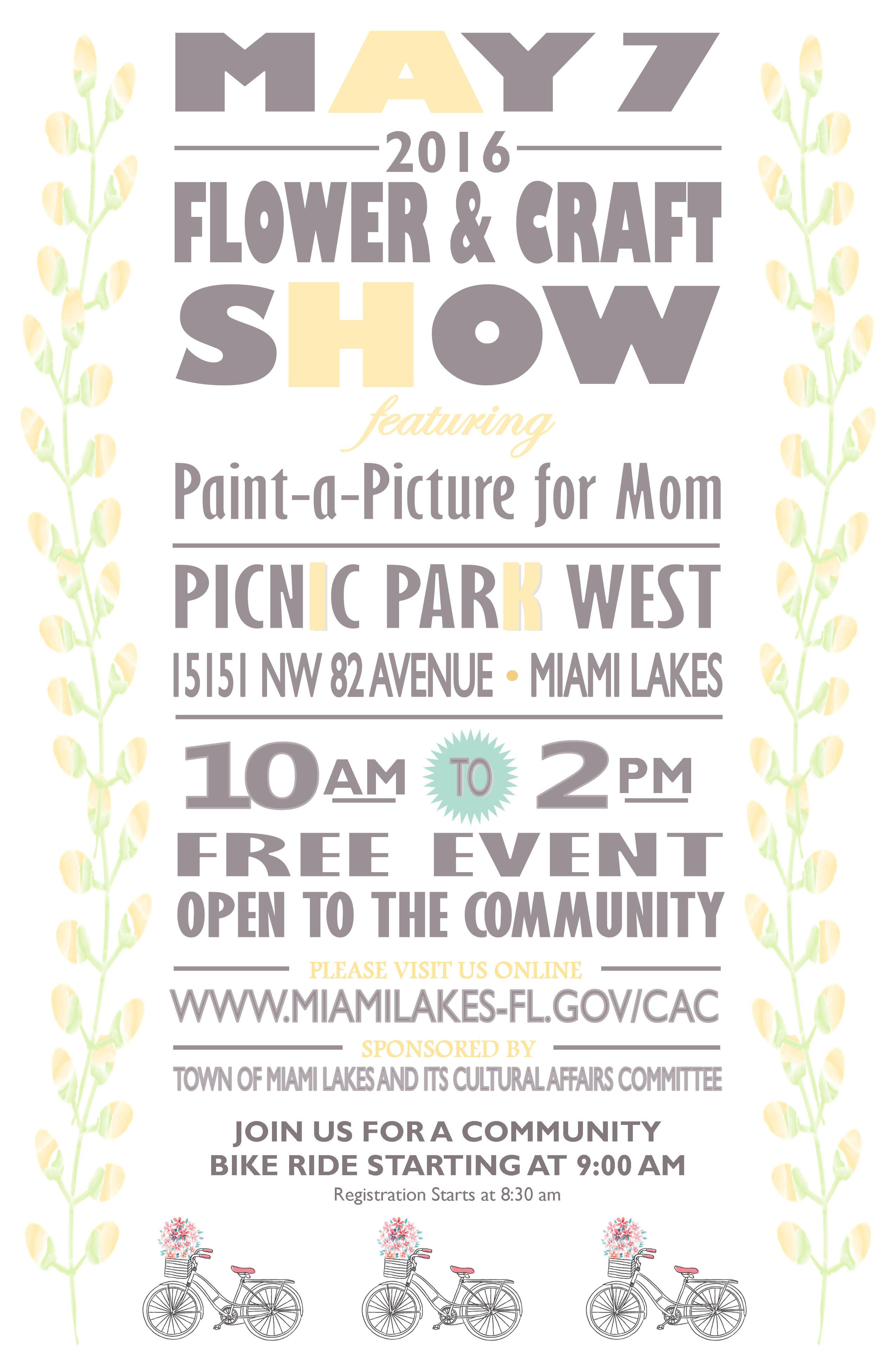 Paint a Picture for Mom flyer 2016 w bike info