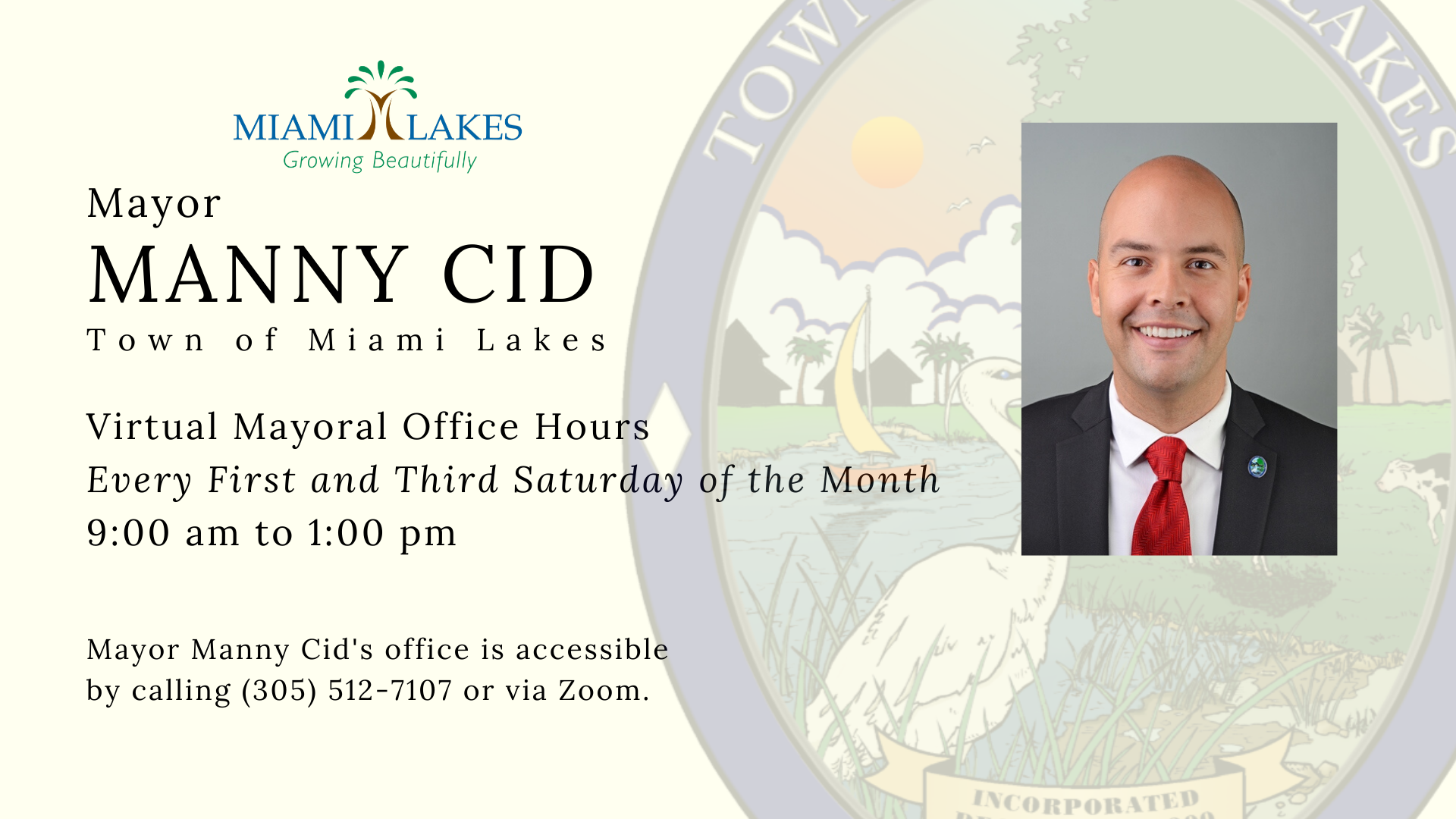 Virtual Mayoral Office Hours