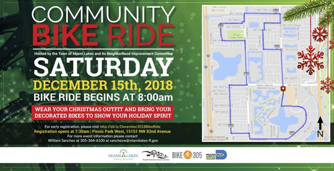 bike ride Dec Flyer
