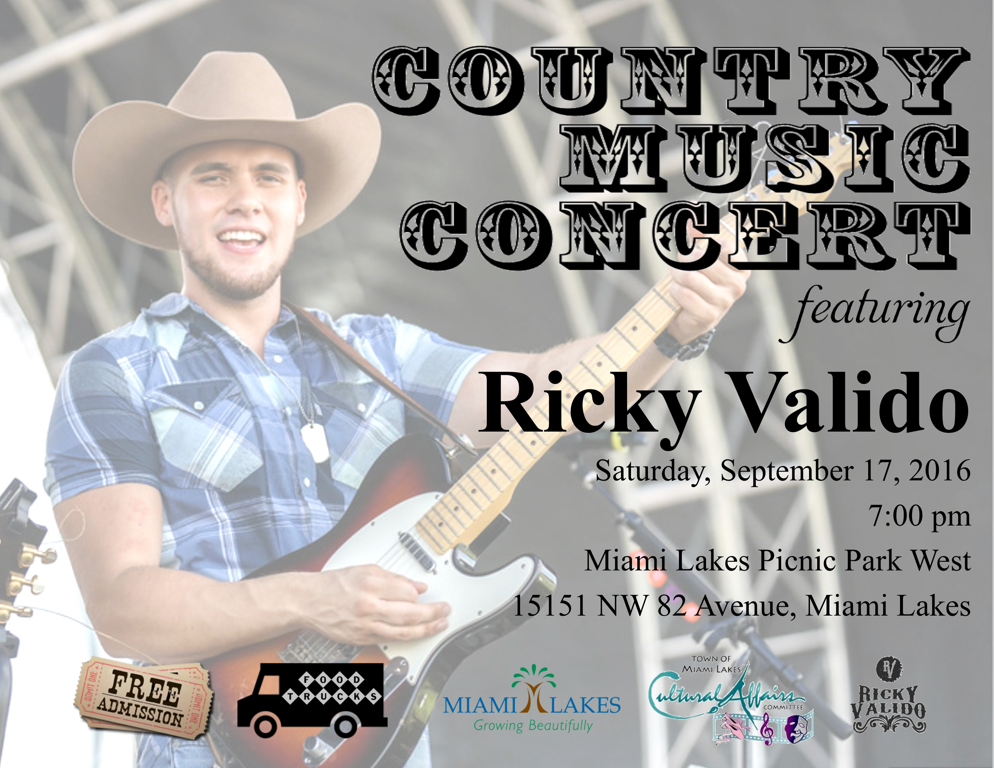 Country Music Concert Flyer final