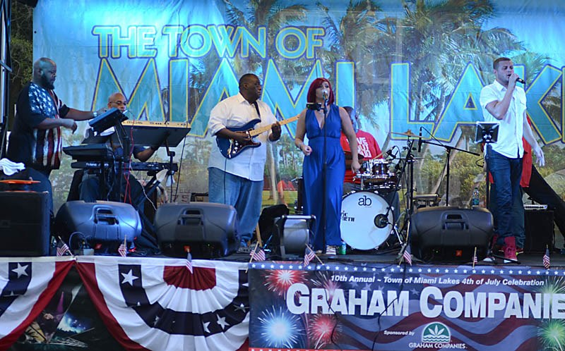 4th of july music group