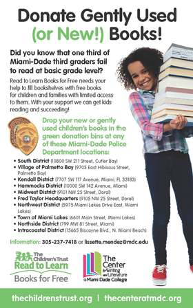 Book Drive Flyer web