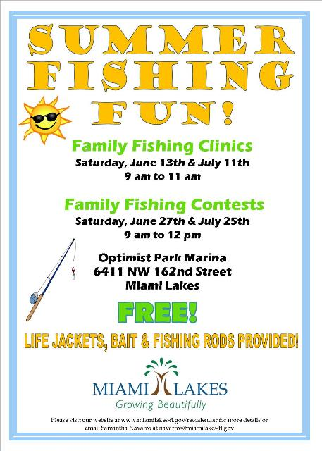 Fishing Clinics and Contests Flyer 2015 web