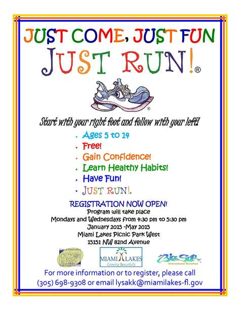 Just Run Flyer 2014-web