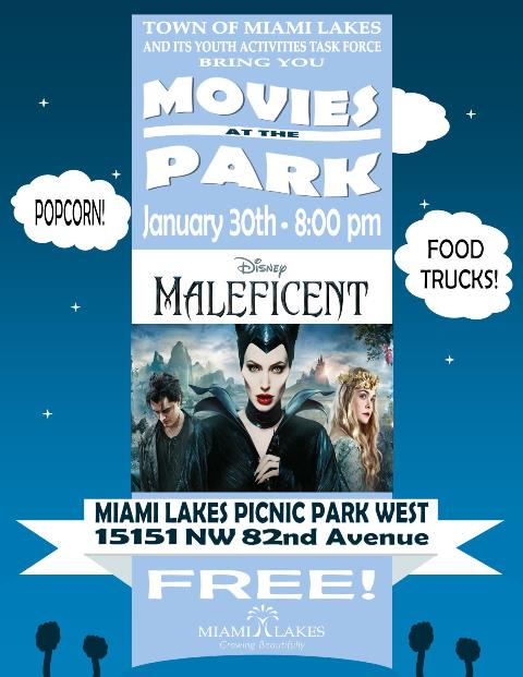 MALEFICENT WITH FOOD TRUCKS web