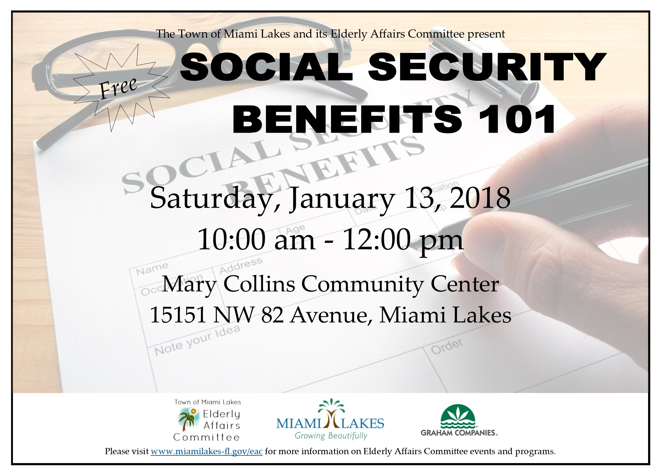 social security benefits 101 01.13.2018