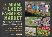 Miami Lakes Farmers Market