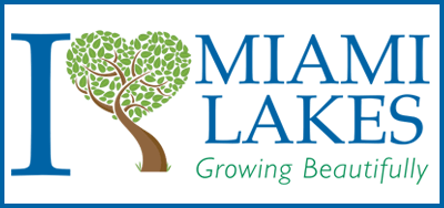 I Heart Miami Lakes Logo